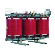 Amorphous alloy core dry type transformer